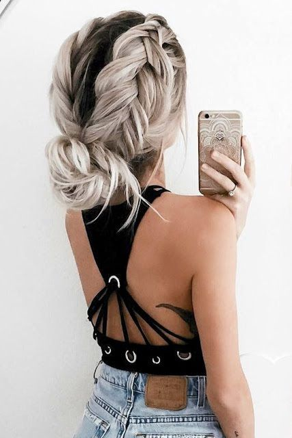 Magnifiques Idées de Balayage Pour Le Printemps #coiffure