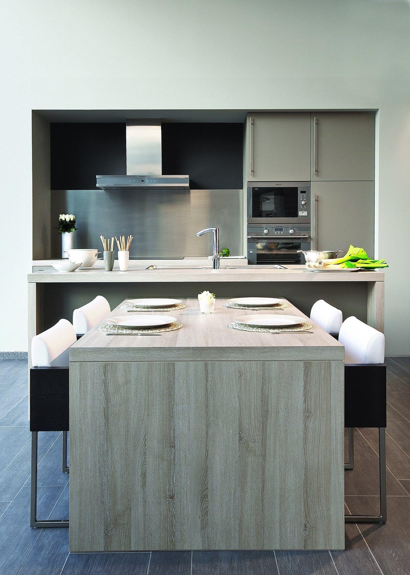 Met de Toronto Molina kies je voor een keukenmodel met een pittige ...