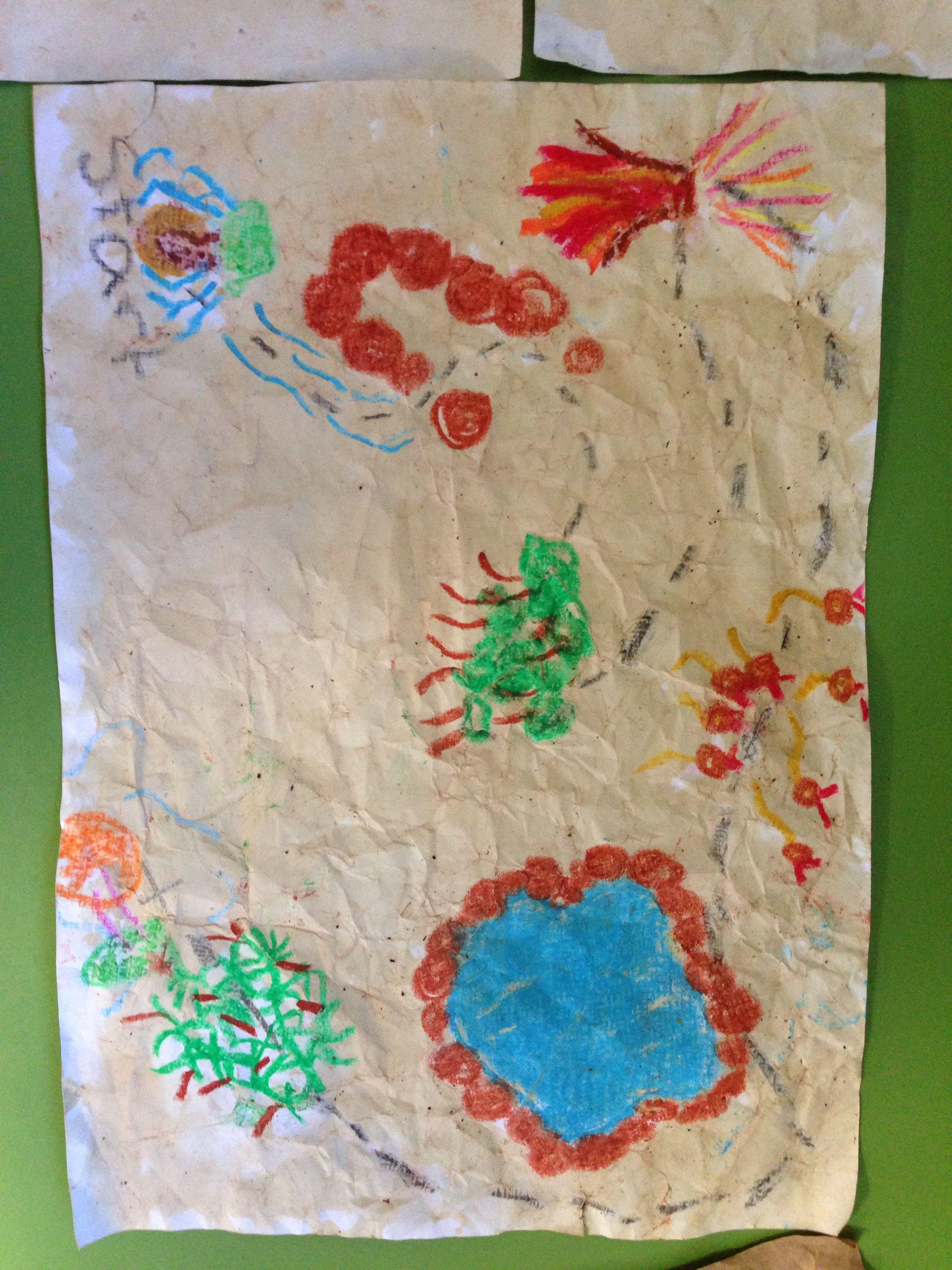 Treasure Map Making