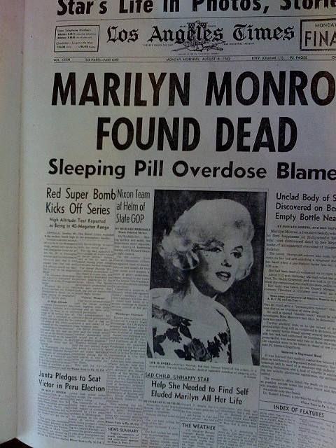Marilyn Monroe VM08HB