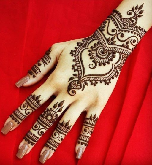30 Latest Arabic Mehndi Designs (2020 For Eid, Bridal & Weddings)