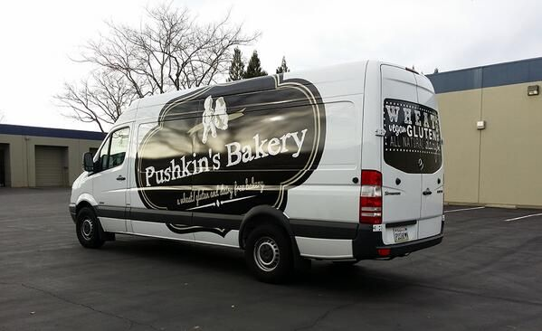 Prowraps Vehicle Wraps San Francisco Sacramento Bay Area Car Wrap Van Wrap Vinyl Wrap
