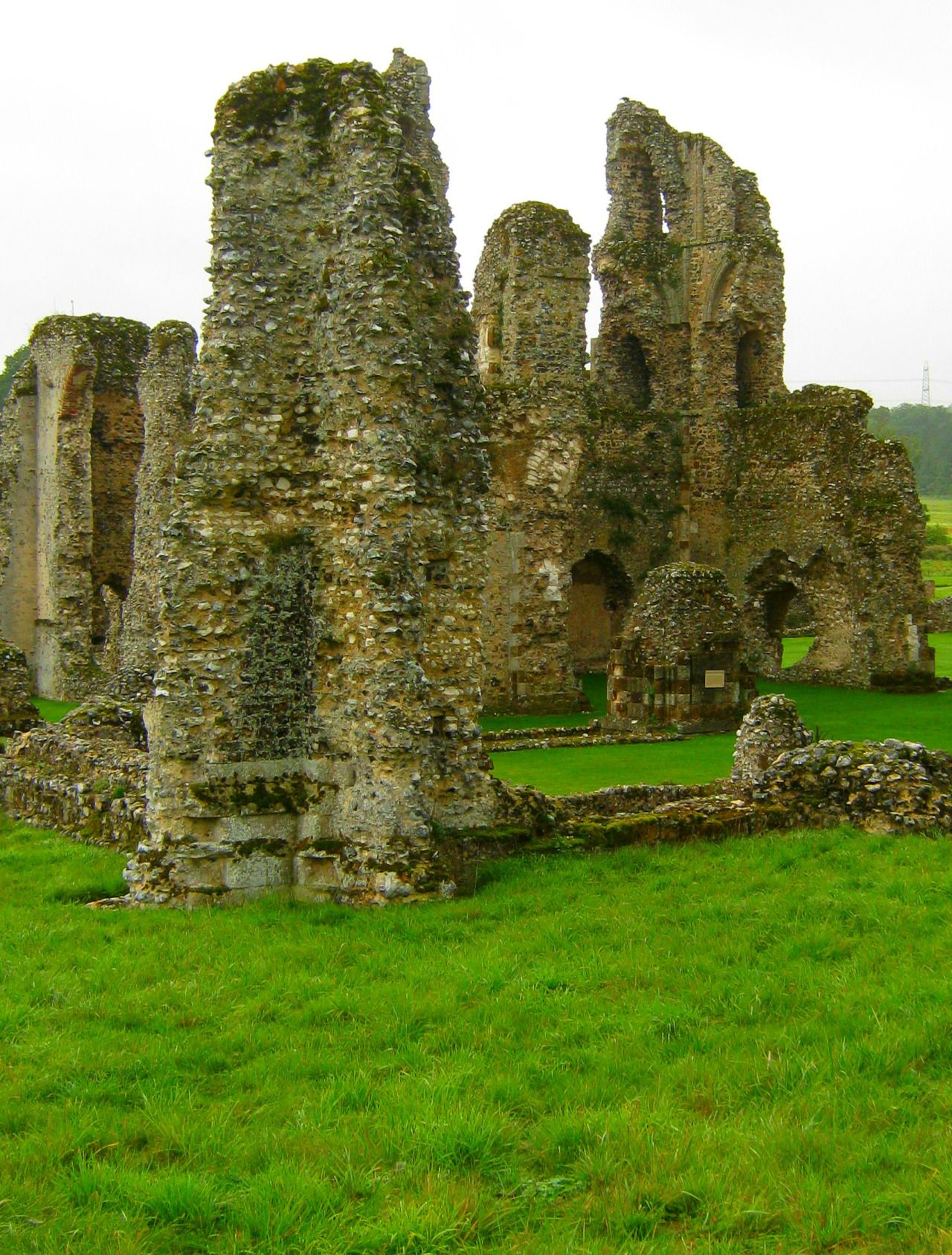 Castle Acre Priory, Norfolk — FUCKITANDMOVETOBRITAIN