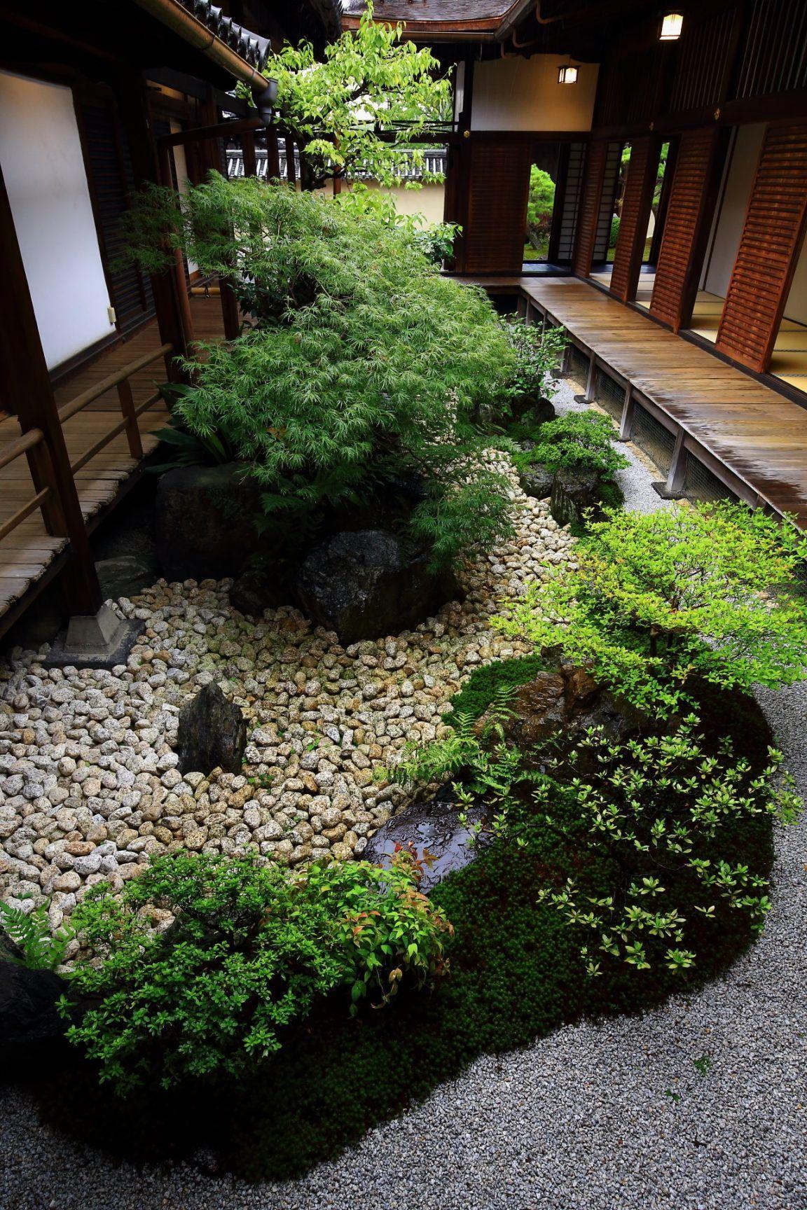 35 Fascinating Japanese Garden Design Ideas Page 23 Of 35 Gardenholic Japanesegarden Japanese Garden Landscape Japan Garden Japanese Garden