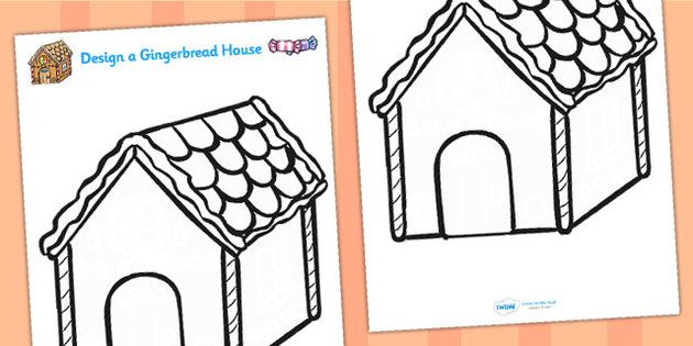 Superbe Design Your Own Gingerbread House