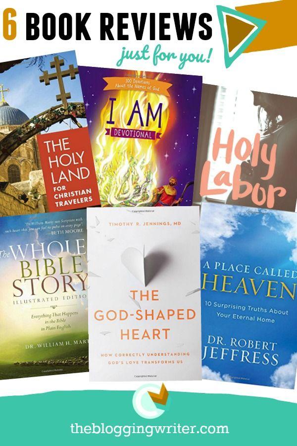 6 Book Reviews For Spiritual Growth | Books & More Books