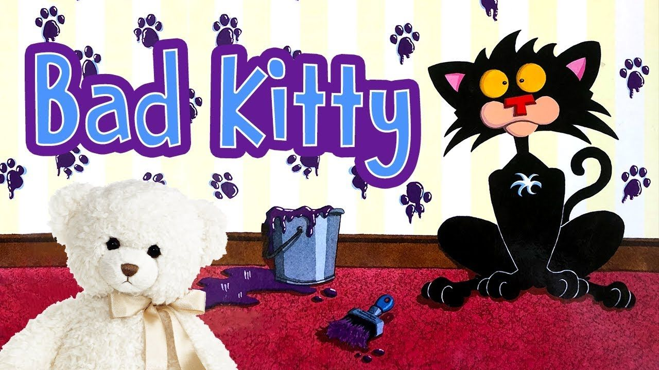 Bad Kitty By Nick Bruel Children S Book Read Aloud Storytime With M Bad Cats Classic Kids Books Read Aloud