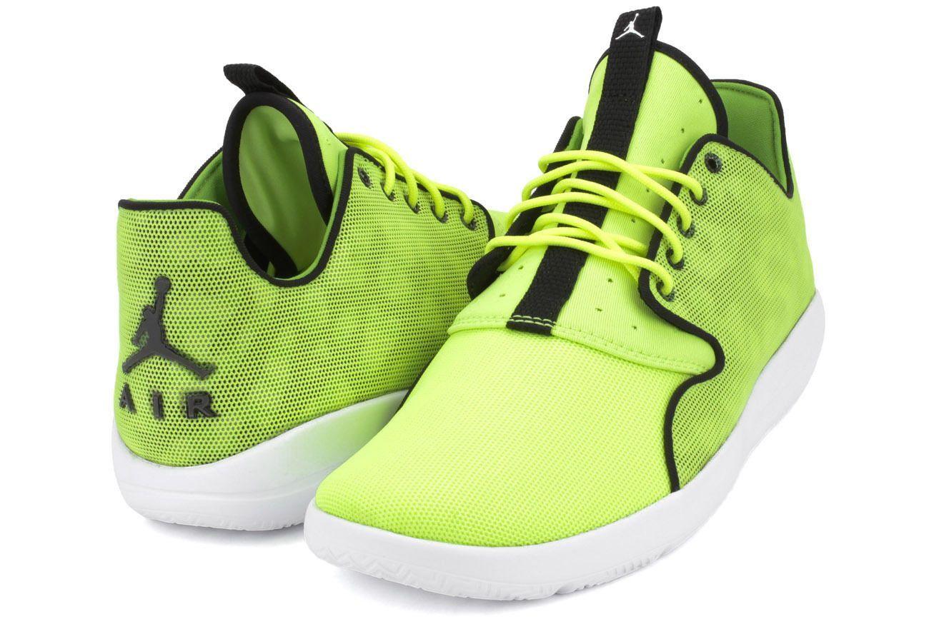 Nike Air Jordan Eclipse 724010 304 Men\u0027s Green Casual Lifestyle Athletic  Shoes