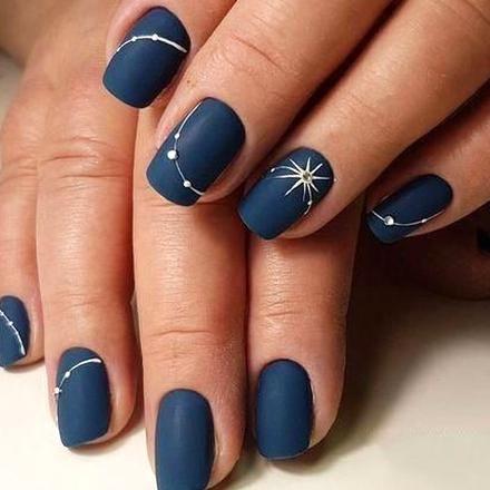 nails natural nails solid color nails acrylic nails cute