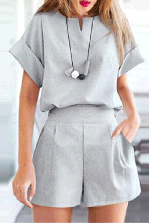 Women/'s Ladies Turn up Sleeve Plain Mini Classic PJ Shirts Baggy Elegance Dress