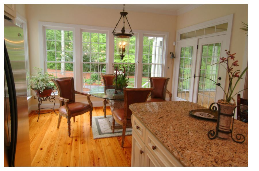 enlarge Small Galley Kitchen Open into dining room   Modern ...