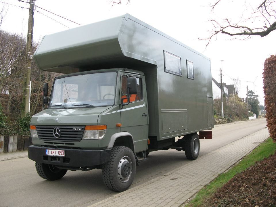 mercedes vario 814 4x4 camper expedition portal motorhome pinterest 4x4 offroad and. Black Bedroom Furniture Sets. Home Design Ideas