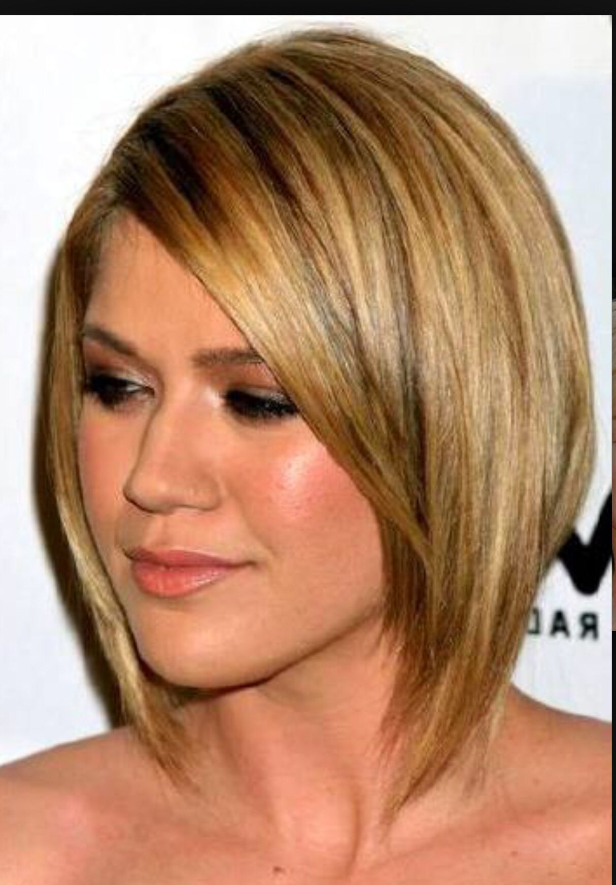 Graduated bobs are great for adding thickness and volume to hair