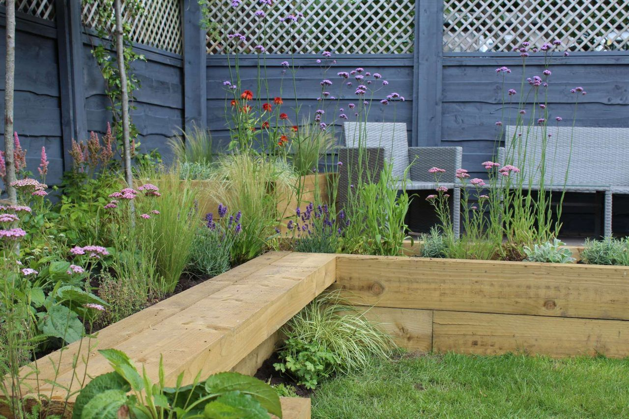 The ultimate guide to raised beds | Raised herb garden ...