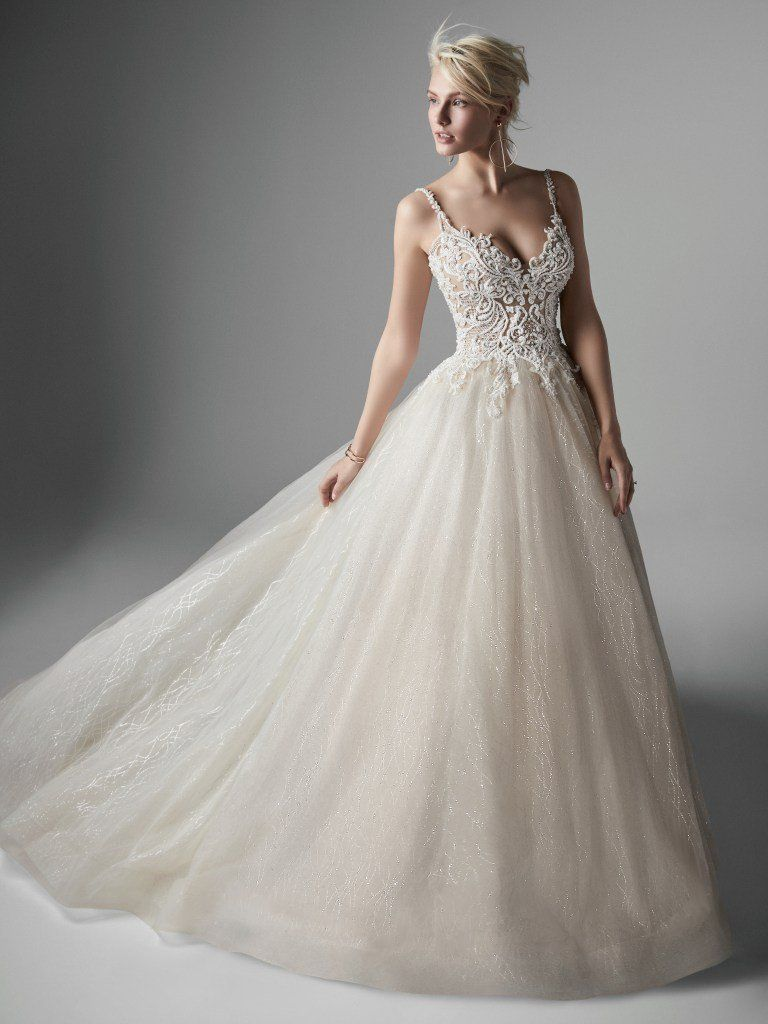 Find This Gorgeous Gown And More At The Perfect Dress Of Sarasota Call Us A In 2020 Sottero And Midgley Wedding Dresses Wedding Dresses Maggie Sottero Wedding Dresses