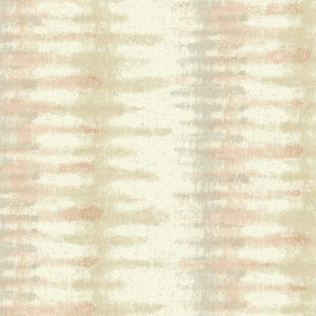 Spectrum Wallpaper in Pink and Multi design by Candice Olson for York Wallcoverings
