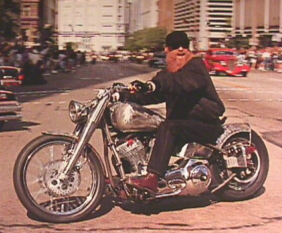 Zz Top Motorcycle