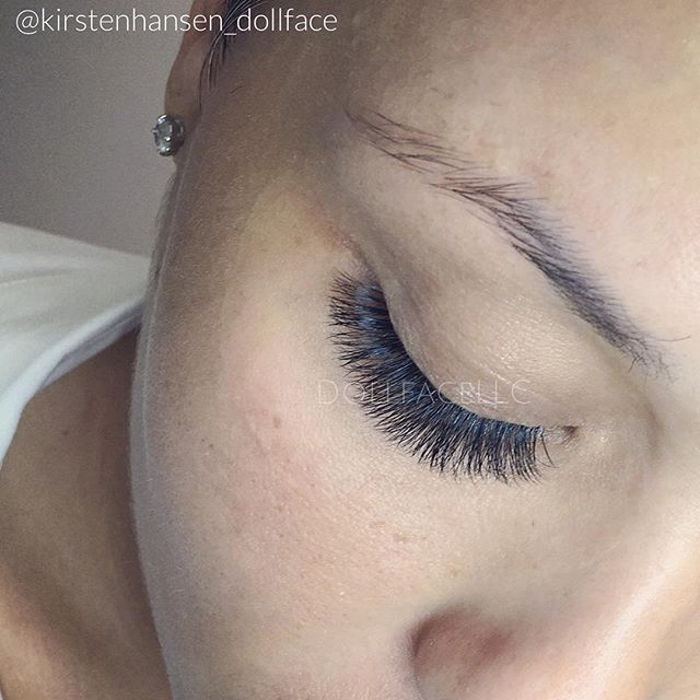 db0e96db7fb 33 Likes, 4 Comments - Dollface Lashes & Beauty (@kirsten_dollface) on  Instagram