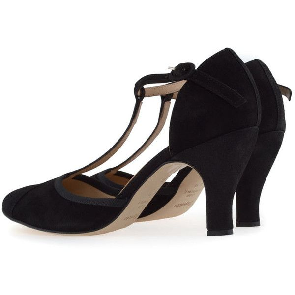 c2eacd781fc REPETTO Tango Baya Suede shoes ( 240) ❤ liked on Polyvore featuring shoes
