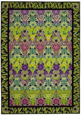 Kaleidoscope Quilt. Jane Sassaman