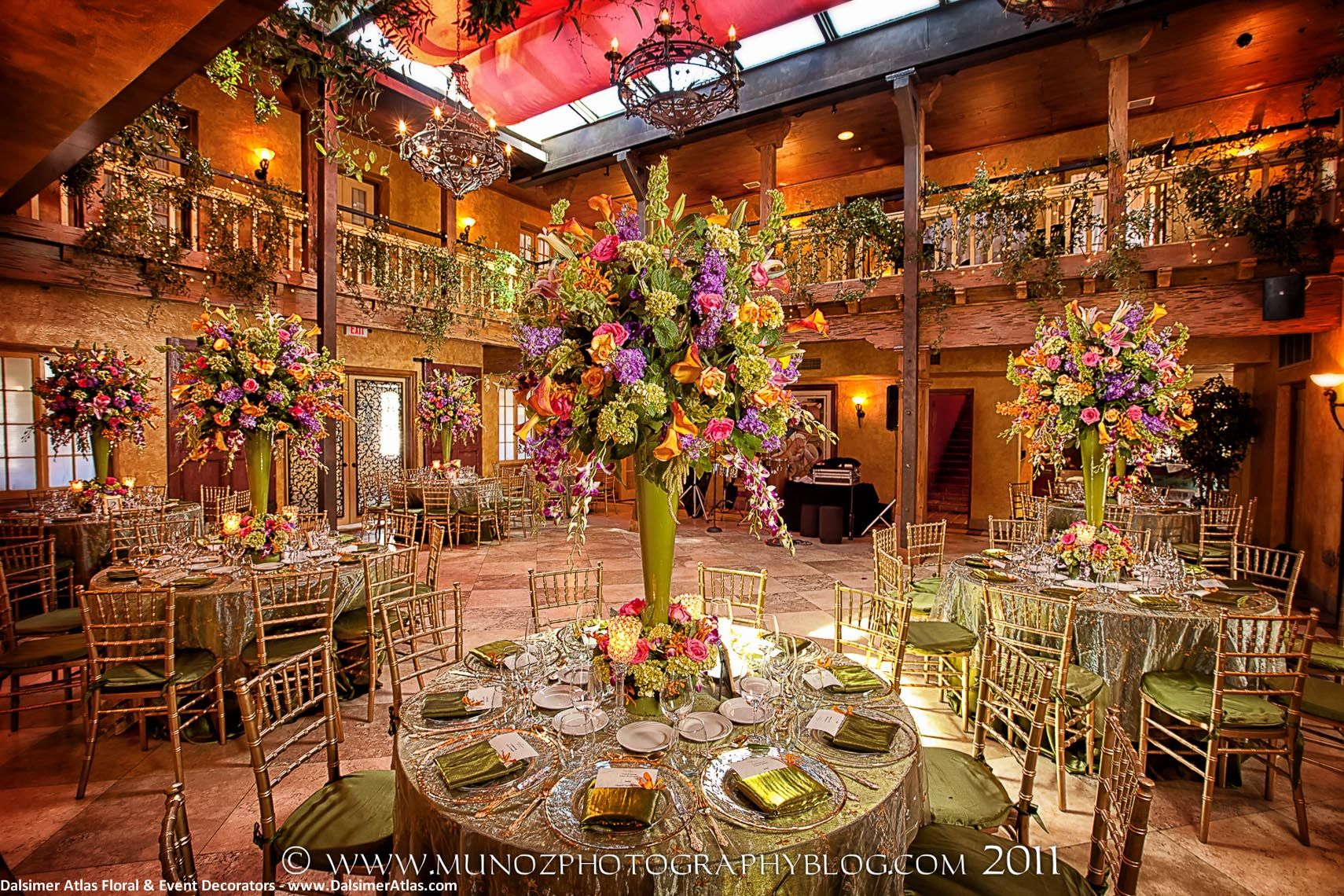 The Addison Boca Raton Florida 11 Wedding Flowers Bat Bar Mitzvah Themes