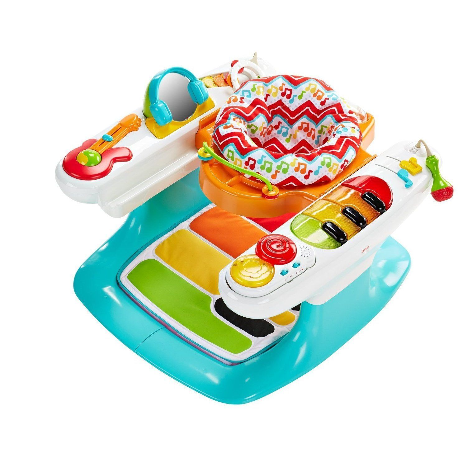 Fisher-Price Fisher-Price - Baby Gear Baby Piano 4 In 1 ...