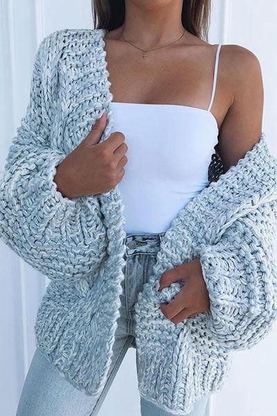 25 Charming Knitwear to Keep You Stylish and Warm – Hi Giggle!