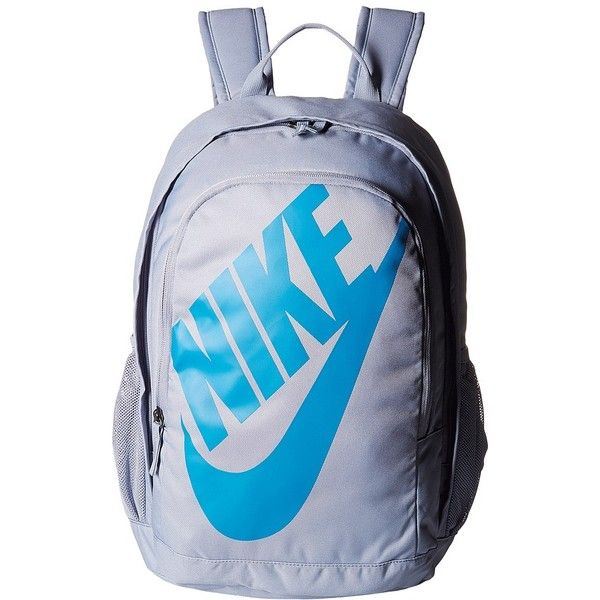 0c71df38925d Nike Hayward Futura 2.0 (Glacier Grey Black Light Blue Lacquer)... ( 55) ❤  liked on Polyvore featuring bags