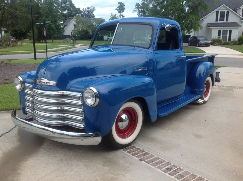 1950 Chevrolet 3100 For Sale By Owner Richmond Hill Ga