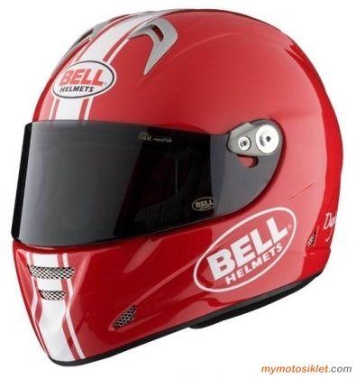 efb387ba22749 Bell Kask - M5X Daytona Dy1 Racing Kırmızı-Beyaz Kapalı Kask ...