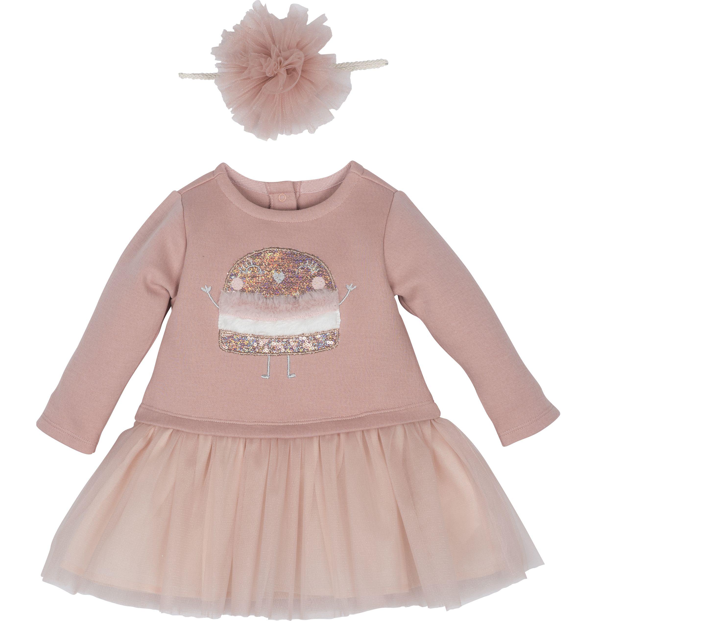 """""""Kleid mit Tüllrock und Haarband""""💓 #kindermode #kidsfashion #babymode #handm…"""
