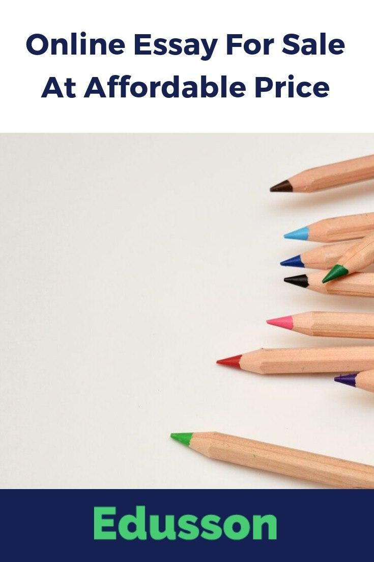 Essays for sale online