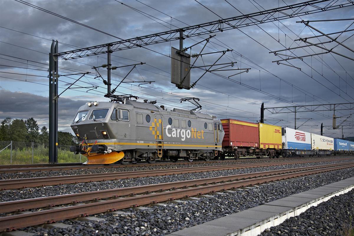 Pin Pa Railways Of Norway