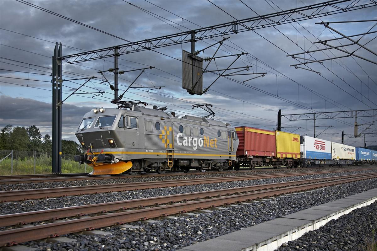 Norway Train