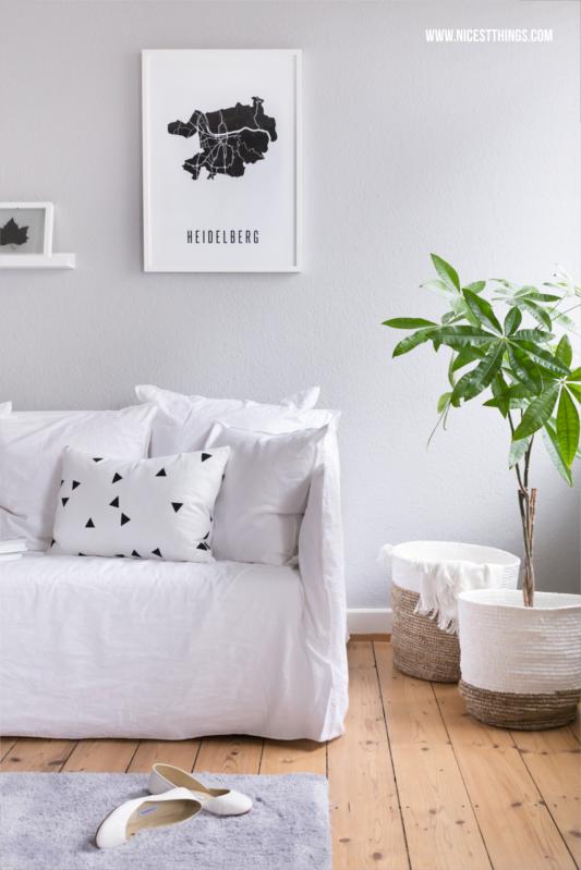 Gervasoni Ghost Sofa U0026 Unser Wohnzimmer Im Wandel Der Zeit. Weiße  CouchWohnzimmer ...