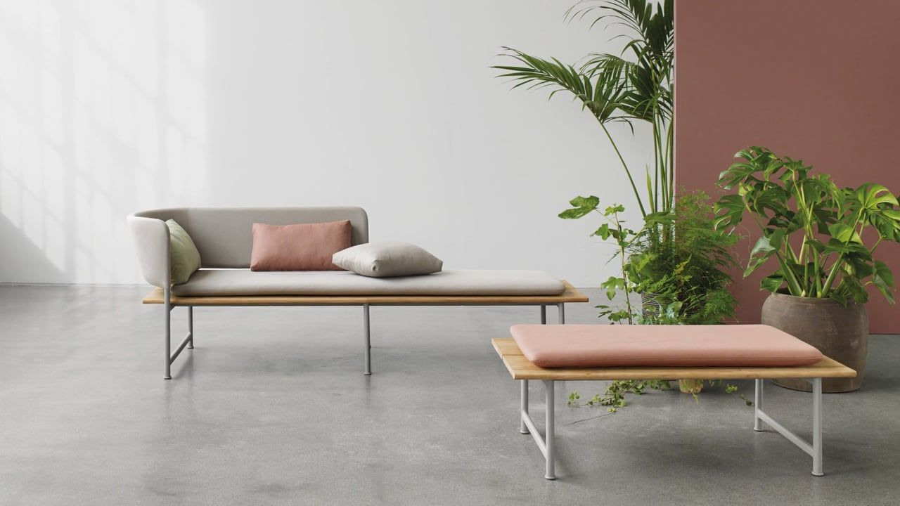 Pensando en mobiliario de exterior? Descubre la colección Atmosphere ...
