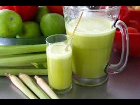 عصير التفاح الأخضر لحرق الدهون