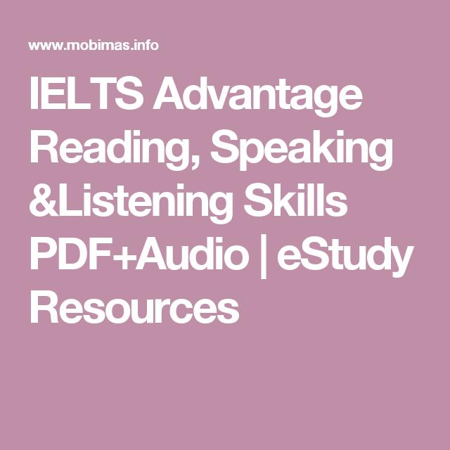 Ielts Advantage Reading Skills Pdf