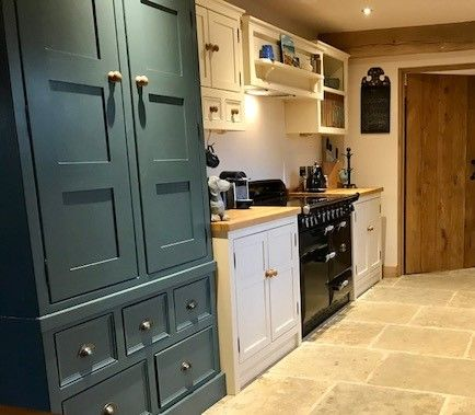 Best This Stunning Pantry Cupboard Is Painted In Farrow And 400 x 300