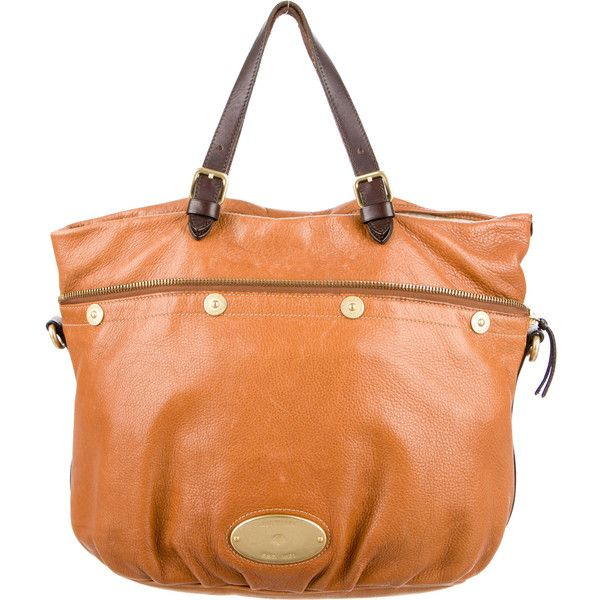 423cf511b0 Pre-owned Mulberry Grained Leather Tote (1