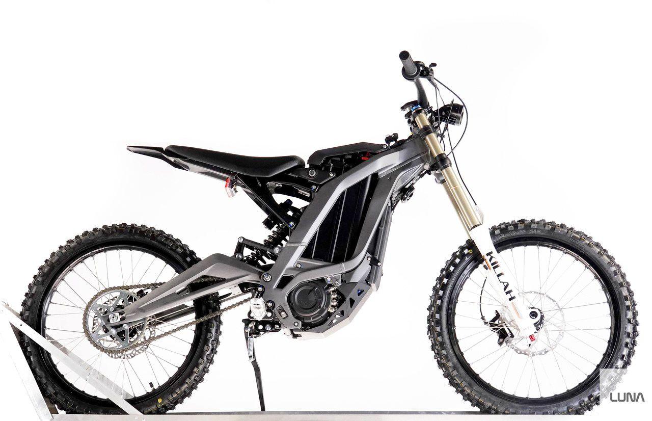 Sur Ron Mx Luna Cycle Electric Dirt Bike Best Electric Bikes Electric Bike Battery
