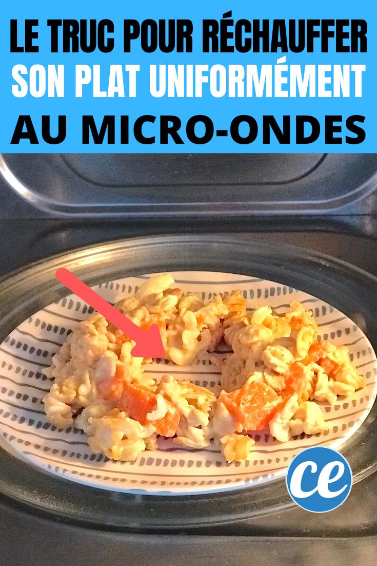 Ustensile De Cuisine Pour Réchauffer comment réchauffer les restes au micro-ondes uniformément