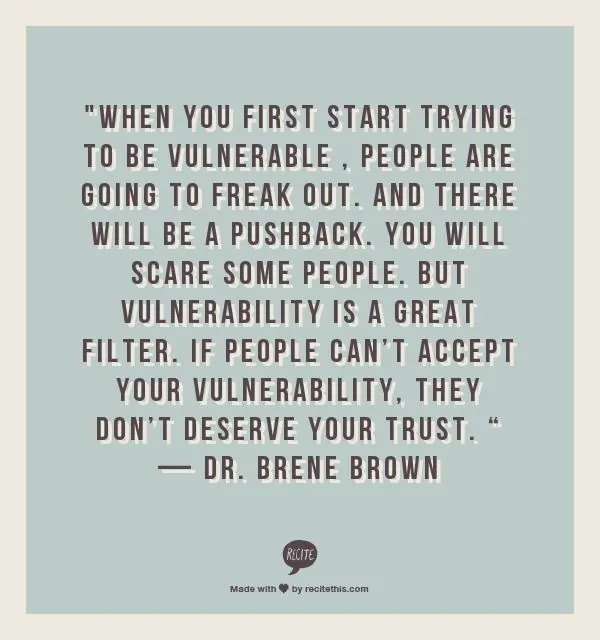 10 Amazing Inspirational Quotes From Brene Brown - Lovely Refinement