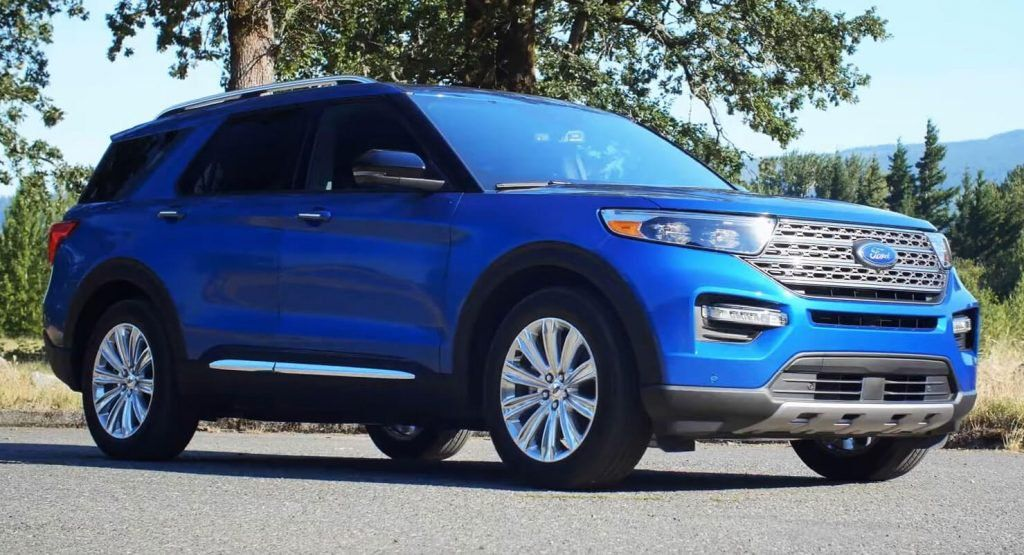 "2020 Ford Explorer Is Competent, Modern And ""Green"" And"