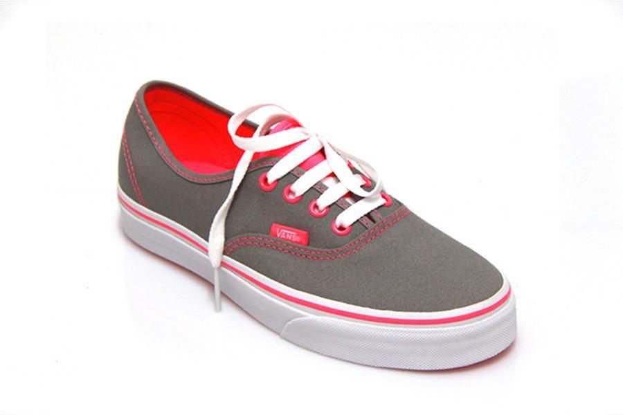 zapatos vans mujeres