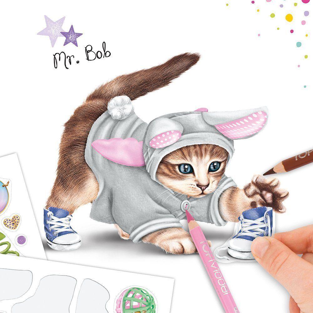 TOPModel 6671 - Malbuch: Amazon.de: Spielzeug   cats   Pinterest