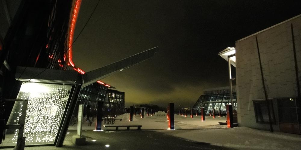 Telenorbygget på Fornebu
