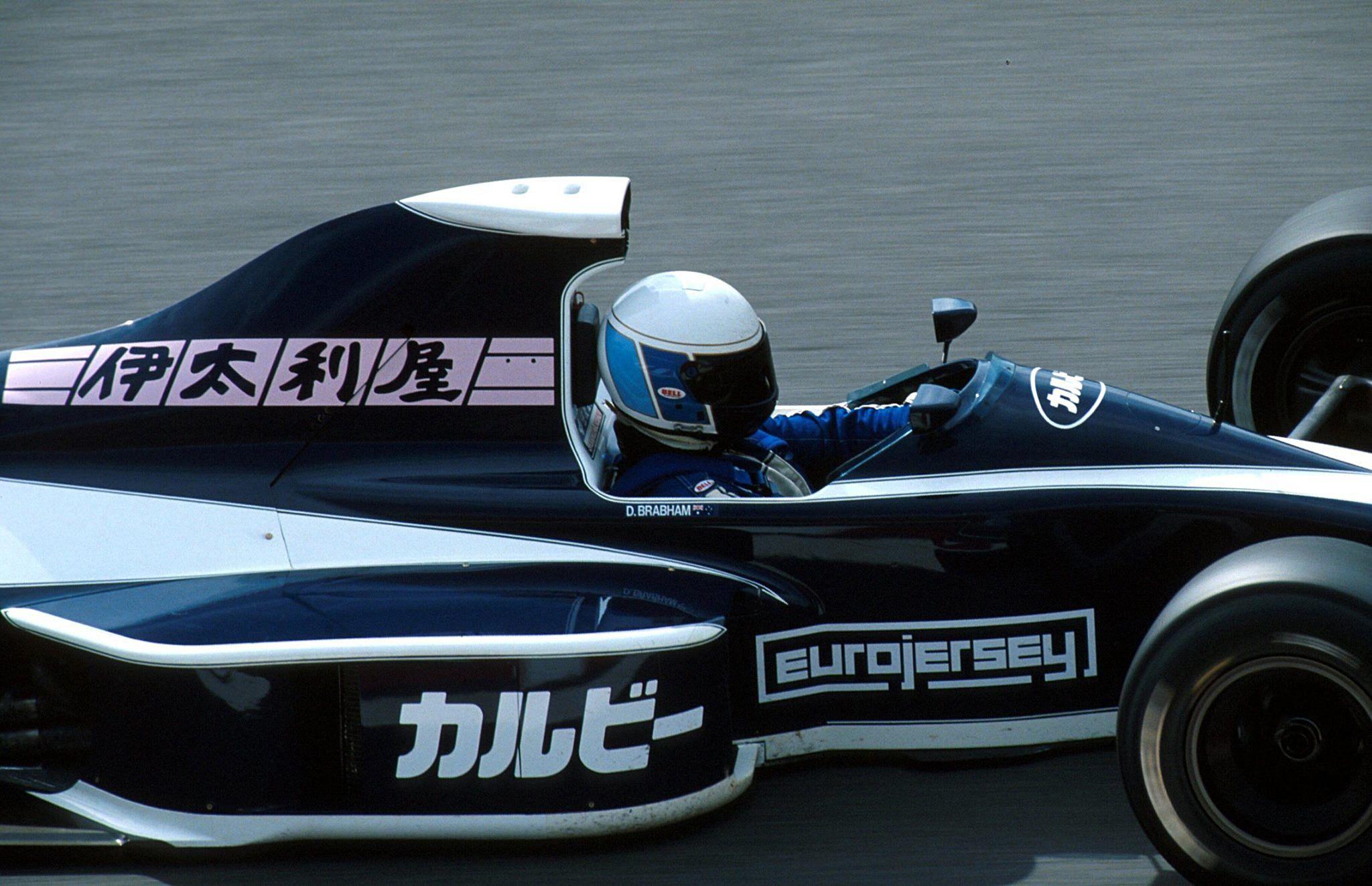 1990 - Japan - Brabham - David Brabham | Auto Racing #1 | Pinterest ...