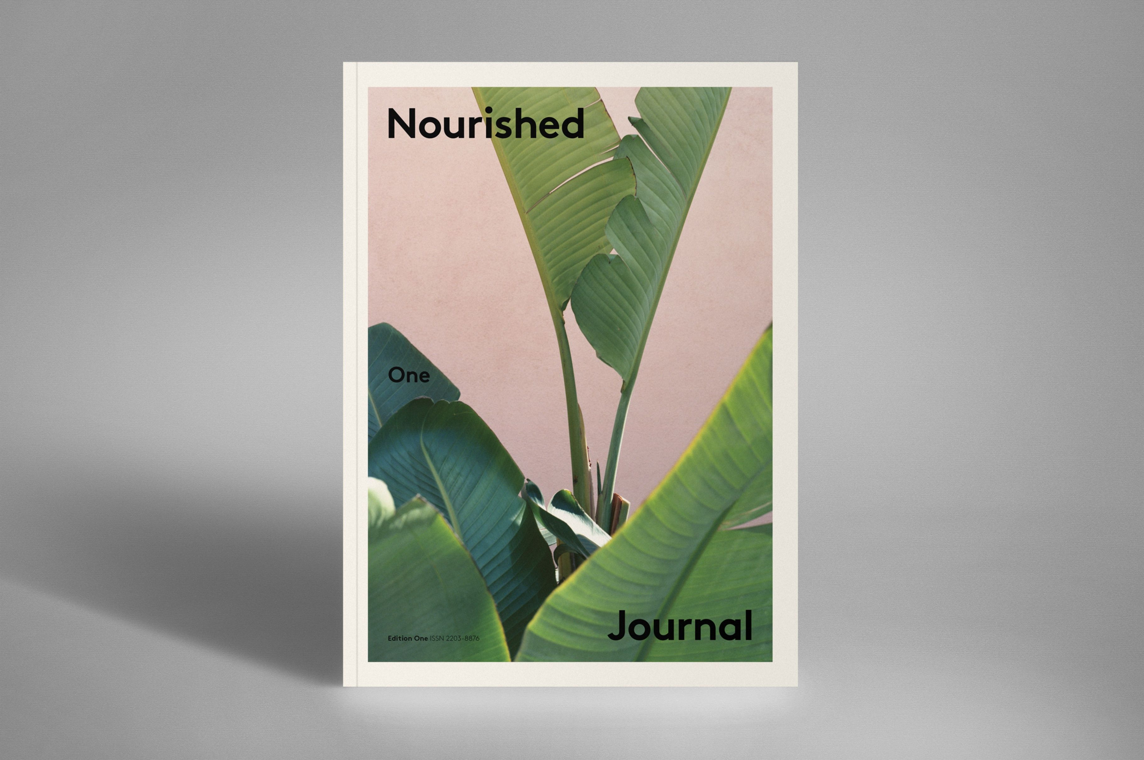 Nourished Journal | Edition One