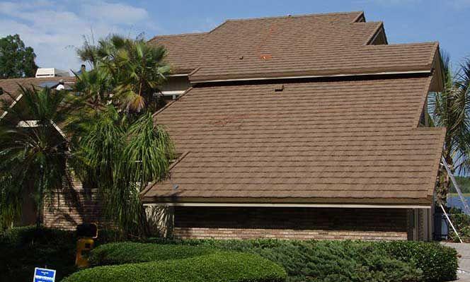 Stone Coated Steel Shake Metal Shake Metal Roofing Palm Harbor Florida Www Lakeroofingsystems Com Fibreglass Roof Metal Roof House Roof